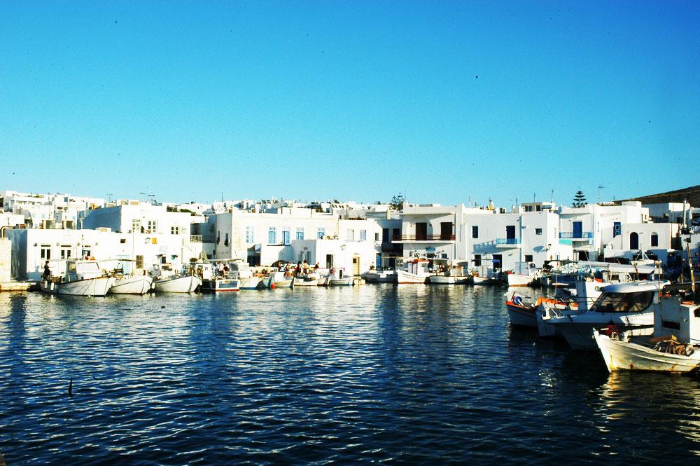 Saronic & Peloponnese